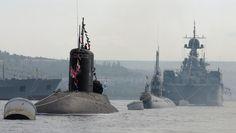 LA VOZ DE LA DEMOCRACIA: Rusia reforzará su Flota del mar Negro con nuevos ...