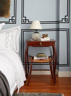 DIY Projects: Create Elegant Faux-Molding with Ribbon