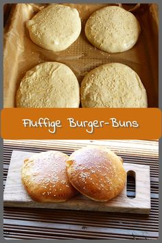 Fluffige Burger Buns - meat meets me Barbecue Recipes, Bbq, Water Roux, Burger Buns, Smoking Meat, Grilling, Bread, Food, Breads Bakery