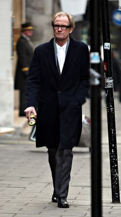 10 Best Men's Style and Fashion images | Bill nighy, Actor