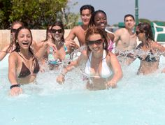 Pool+Party+Games+for+Adults. Water fights!