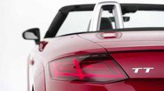 The all-new Audi TT Roadster