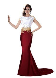 herafa p32275-12 Evening Gowns Elegant Boat Neck Cap Sleeve Delicate Beading Long 0 Mermaid Burgundy herafa http://www.amazon.com/dp/B00LG7XVUM/ref=cm_sw_r_pi_dp_FVl2tb1CQQW7MSJS