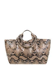 Ob am Badesee oder in der Stadt - mit dieser Tasche von brasi & brasi bist Du immer stylisch!