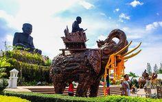 วัดห้วยมงคล (Wat Huay Mong Kol) http://goo.gl/c6rKgm