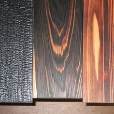 Using the Shou Sugi Ban technique you can create beautiful wood furniture using pine - without the look of pine. Wood Projects For Beginners, Beginner Woodworking Projects, Fine Woodworking, Diy Wood Projects, Wood Crafts, Woodworking Equipment, Rockler Woodworking, Popular Woodworking, Pine Wood Furniture