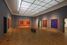 Mark Rothko. Bijzondere tentoonstelling in het Gemeentemuseum Den Haag. 20 september 2014 - 1 maart 2015.