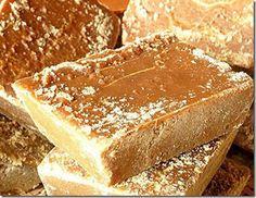 Recetas de Cocina Uruguaya: Rapaduras, bloquecitos de dulce de leche de la abuela