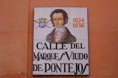 Calle Del Marqués Viudo De Pontejos ( Madrid )