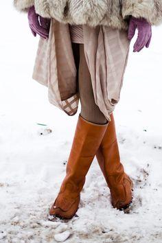 Sami tall boots: Kero Boots (Swedish Lapland) Nordiska Style: January 2012