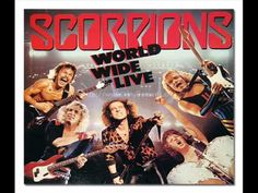 Scorpions - World Wide Live - full audio cd without silence between tracks