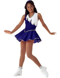 Majorette Costume (Upbeat Dress)