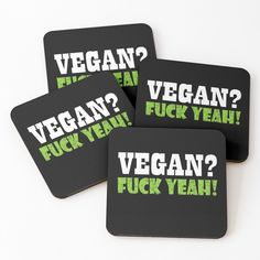 ' Coasters by mikenotis Cool Coasters, Coaster Design, Finding Yourself, My Arts, Vegan, Art Prints, Printed, Awesome, Shop