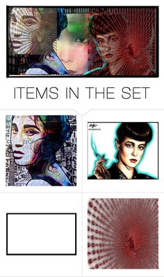 """""""Drama"""" by diannecollier ❤ liked on Polyvore featuring art and polyvoreeditorial"""