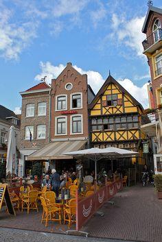 Sittard. Zuid Limburg. Netherlands.