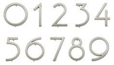 address pinned numbers