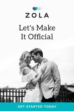 Sign up for the all-in-one wedding registry that'll do anything for love. Seriously, ask for everything. We won't deny you anything. How could we?