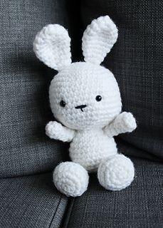 Ravelry: Amigurumi Cute Rabbit FREE pattern by Amigurumi Aşkına ... | 320x229