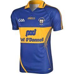 Clare GAA Goalkeeper jersey   O'Neills Official GAA Merchandise #oneills #gaa #hurling #all-irelandhampions County Clare, Goalkeeper, Sportswear, Menswear, Football, Ireland, Shirts, Clothes, Blue