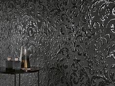 FAP MOSAICI DARK SIDE DAMASCO BLACK GLOSS - Designer Ceramic mosaics from Fap Ceramiche ✓ all information ✓ high-resolution images ✓ CADs ✓..
