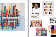 Fiche Imi Knoebel chez Maud - école petite section Art Activities For Kids, Art For Kids, Lessons For Kids, Art Lessons, Imi Knoebel, Petite Section, Ecole Art, Art Plastique, Art School