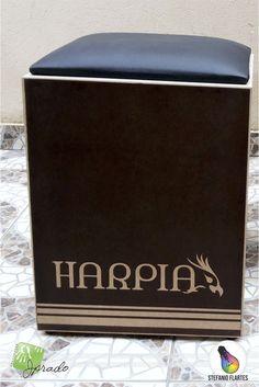 Arte Cajon - Harpia