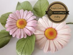 Quilling Flowers, Flower Tutorial, Step By Step Instructions, Daisies, Paper Art, Inspire, Watch, Link, Creative