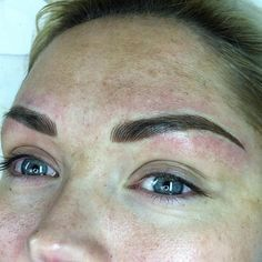 perfect-eyebrows-made-easy-with-semi-permanent-make-up - More Beautiful Me 1 Shading Techniques, Makeup Techniques, Permanent Eyebrows, Permanent Makeup, Urban Decay Makeup, Anastasia Beverly, Eyeliner, Eye Brows, Top