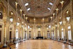 Palácio da Bolsa - Salão Árabe - Porto