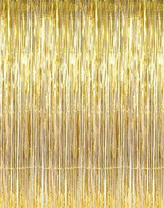 Add shimmer, shine and glitz to any doorway or wall! Great for parties, showers and special occasions! Sold by Dirongke on Amazon.