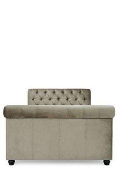 Next - Silver Westcott bed