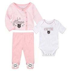 Ice & Roller Hockey Nhl New York Rangers Bodysuit Romper Jumpsuit Outfits 3 Piece Set Newborn Kids 2019 New Fashion Style Online