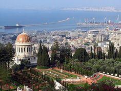 Dal tempio di Bahai con i suoi splendidi giardini al muse oscientifico di Haifa: ecco tutti luoghi d'interesse della città da non perdere. http://www.marcopolo.tv/asia/haifa-cosa-vedere