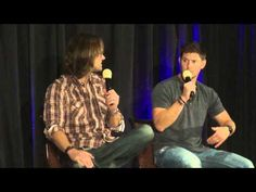 Dallas Con 2012: J2 FULL Panel (2/2) - These guys are just awesome. So hilarious