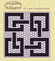 Filet Crochet Charts, C2c Crochet, Crochet Cushions, Crochet Blocks, Crochet Diagram, Crochet Art, Tapestry Crochet, Knitting Charts, Thread Crochet