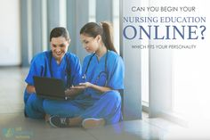 Can you earn your ADN online or is the on-campus experience a better choice for an entry-level nursing degree? Nursing Degree, Nursing Career, Nursing Students, Nursing Schools, Associates Degree In Nursing, Nclex Rn, All Schools, Entry Level, Clinic