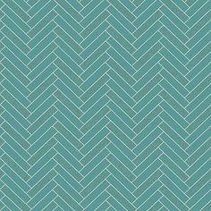 Rasch chevron stripe #glitter motif #kitchen bathroom #vinyl wallpaper teal,  View more on the LINK: http://www.zeppy.io/product/gb/2/131658840865/