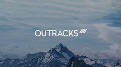 Outracks-Logo London Branding Agency Brand Identity technology start up Brand Identity technology start up Brand Strategy Design Website Brand Identity Design Logo Typography Background Media Technology Company