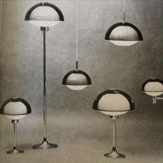 Lighting range designed for Lumitron Ltd - Robert Welch