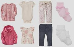 Baby Gap Peter Rabbit Collection for Baby Girls.