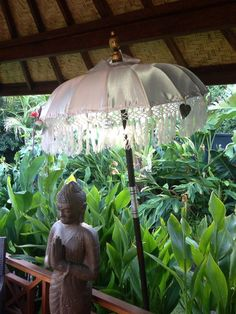 Umbrellas - Bali Mystique