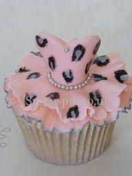 Sassy ballet cupcake