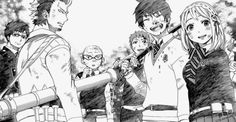 Ao no Exorcist ( 青のエクソシスト ) Ao No Exorcist, Blue Exorcist, Rin Okumura, Love Blue, Blue Eyes, Anime, Princess Zelda, Manga, Black And White