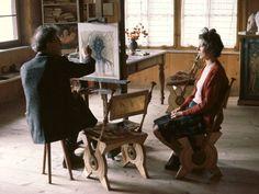 Alberto Giacometti, ses sculptures et son atelier Alberto Giacometti, Giacometti Paintings, Art Critique, Painters Studio, Exposition Photo, Van Gogh Art, Artists And Models, Artist Biography, Chur