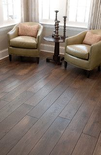 this smoked black oak wide plank hardwood flooring which is now being offered among our