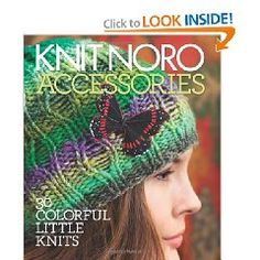 Knitting, Noro.