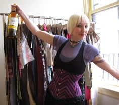 Love Dina's corset | Britex