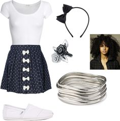 """""""bows"""" by lo-lo99 on Polyvore"""