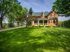 CLASSIC RURAL ONTARIO HOME FARM This property is absolutely picture perfect in the Mulmur Hills, minutes to Creemore and close proximity to skiing, hiking, golfing, snowmobiling and more!