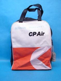 0ff795c188 vintage Canadian Pacific Airlines Bag